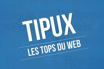 Tipux : Le site de création de tops !