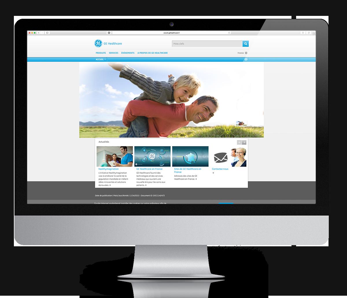 Page d'accueil de NaturaMedicatrix