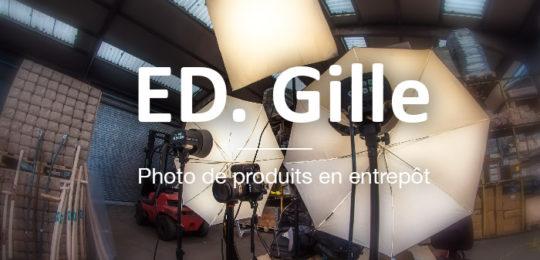 Photos produits pour la société Ed. Gille