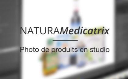 Photos produits pour la société NaturaMedicatrix
