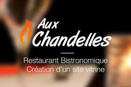 Aux Chandelles – Restaurant Bistronomique