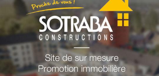 Sotraba – Site de promotion immobiliere