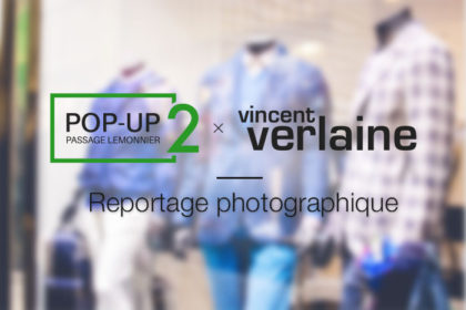 Vincent Verlaine : Reportage photo