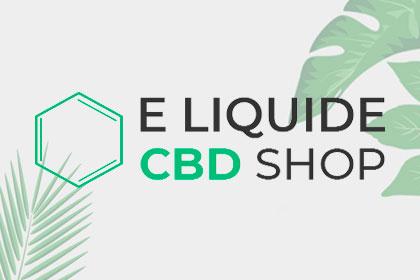 E liquide CBD Shop